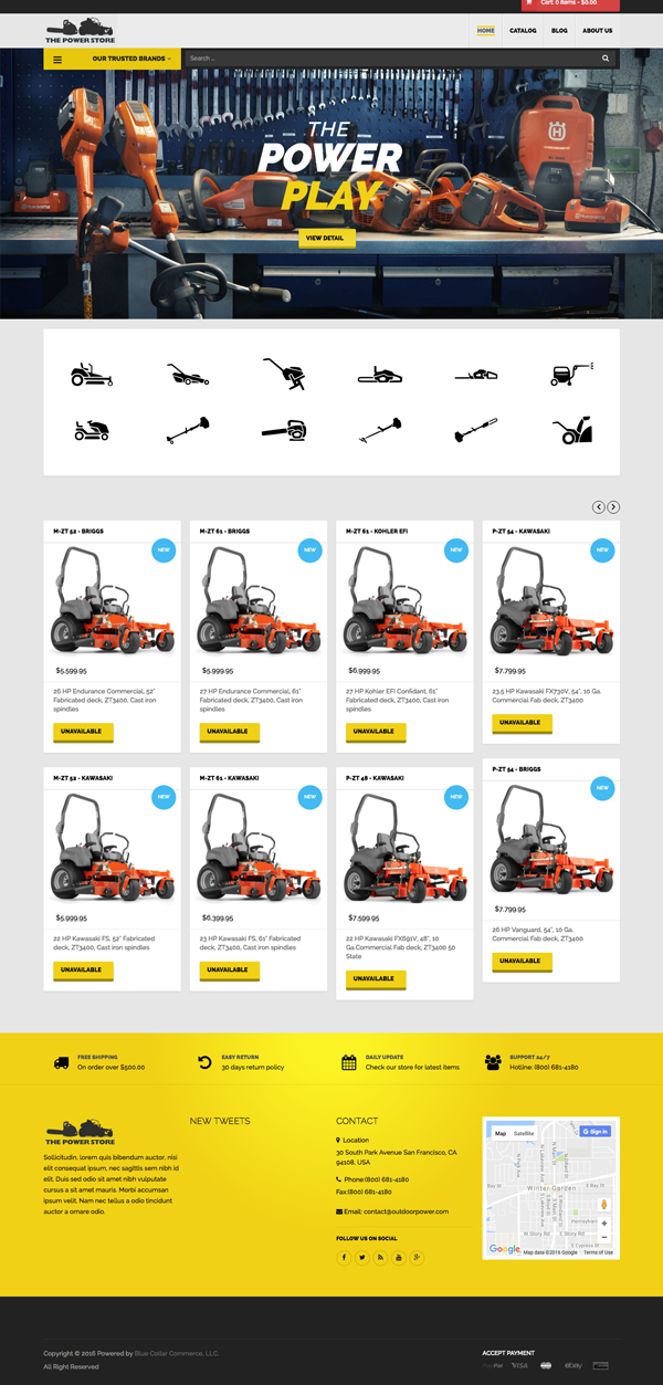 Husqvarna Archives | Power Equipment Dealership Websites